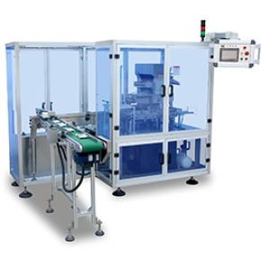 Automatic Food Box Cartoning Machine