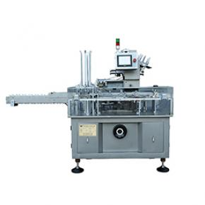 Automatic Cartoner Machine for Liquid Injection