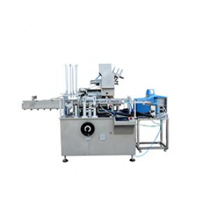 Auto Cartoning Machine With Hot Melt Glue System