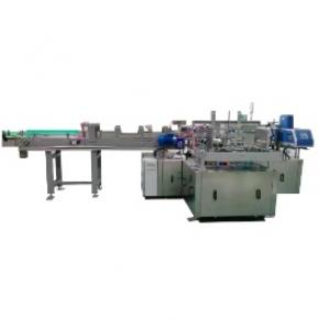 Wrap Around Carton Machine