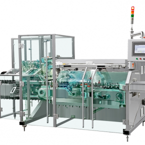 Full Servo System Automatic Cartoning Machine